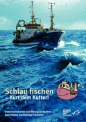 Educational brochure, smart fishing with Kurt (German)