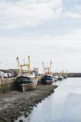 Newyln Harbour, Cornwall, UK