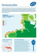 Information sheet on North Sea crab