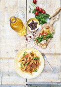 Pasta with Tinned Tuna - Recipe Picture