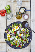 Tuna Salad Nicoise - Tuna Recipe -Recipe Picture