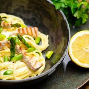 Tuna Recipe - Spaghetti with tuna