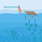Free floating FAD illustration