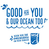 Good for you and our ocean too - Canvas Shopping Bag Design