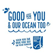 Good for you and our ocean too design lock-up