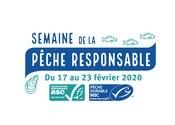 LOGO - SIMPLIFIE AVEC DATES - Semaine de la Pêche Responsable 2020
