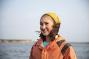 Emily Taylor portrait | Wild Alaska Salmon Fishery Visit, Bristol Bay