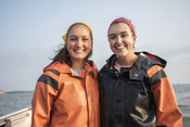 Melissa and Emily Taylor | Wild Alaska Salmon Fishery Visit, Bristol Bay