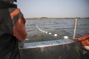Fishermen with net | Wild Alaska Salmon Fishery Visit, Bristol Bay
