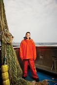 Jan Marcus, Dutch fisherman hero