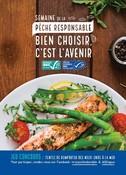Leaflet de la Semaine de la Pêche Responsable