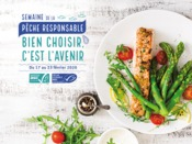 Posters de la Semaine de la Pêche Responsable 2020