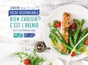 Posters and Leaflets for Semaine de la Pêche Responsable 2020