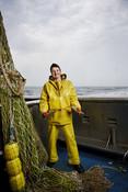 Jacob Albert, Dutch fisherman