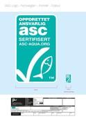 ASC logo - Norwegian