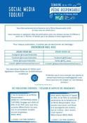 Publications Réseaux sociaux Semaine de la Pêche Responsable 2020 avec bandeau jeu concours