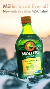 Möllers Cod Liver Oil One Drop Instagram Lofoten