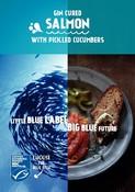 Gin Cured Salmon- WOD20 Recipe