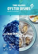 Oyster dishes - WOD20 Recipe