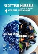 Scottish mussels - WOD20 Recipe