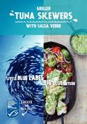 Tuna skewers - WOD20 Recipe