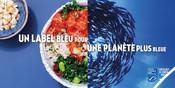 """Posters """"Un label bleu pour une planète plus bleue"""""""