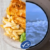 Fish and Chips GIF
