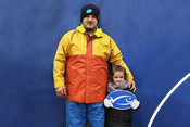 SSW 1. RYAN DAVEY AND HIS DAUGHTER, HAKE FISHERMAN AND STELISSA SKIPPER.