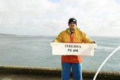 SSW 9. RYAN DAVEY, HAKE FISHERMAN.