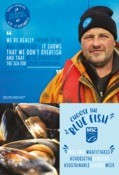 Sustainable Seafood Week Mussels 6 Sheet Billboard