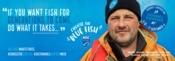 Sustainable Seafood Week Mussels Online digital banner
