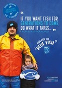 Sustainable Seafood Week Hake Poster