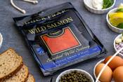 DuckTrap - Sockeye Salmon - Smoked - recipe & product photography