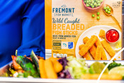 Fish Sticks - Fremont - Aldi - recipe & product photography