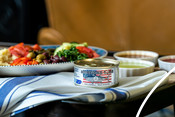 American Tuna Albacore Canned - recipe & product photography