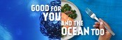 Twitter Banner - Good for you and the ocean too campaign 2020