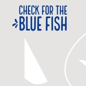 Animated End frame logo_Check for the blue fish
