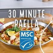 Recipe 30 Minute Paella