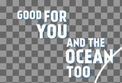 Headline - Food Service Toolkit - Good For You and the Ocean Too