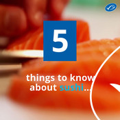 Wochit: 5 Things about sushi