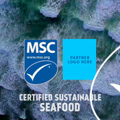 Customizable Video for Partner Logo - National Seafood Month Partner Resources