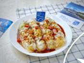 Recipes prepared by influencers The Yalu Estuary Manila clam fishery