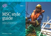 MSC style guide