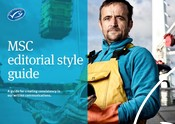 MSC Editorial Style Guide 2017