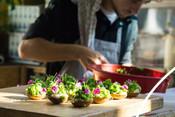 Ensis Razor clam recipe