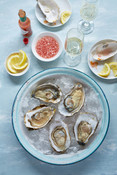 Oyster (Pacific cupped)