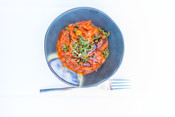 Sicilian fish soup with MSC ling fillets