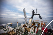 The Helmar Hanssen research ship