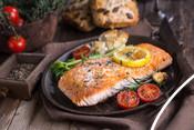 Salmon - chum (Oncorhynchus keta)