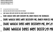 InkBandits Sans